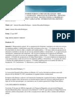 Bascuñán Rodríguez, Hurto y Receptación