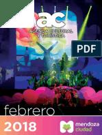 Agenda Febrero Web