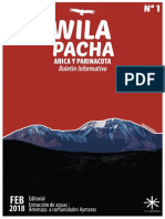 Boletin Informativo WilaPacha