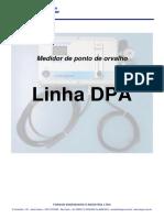 Manual Medidor PO Fargon DPA 001