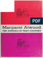Atwood, Margaret - Animals in That Country (Oxford, 1968)