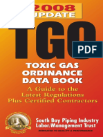 Handbook - TGO Data Book