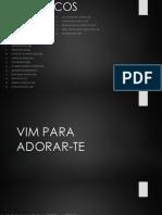 MÚSICAS.pptx