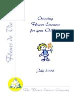 Booklet Children