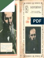 (Clássicos de Bolso) Fiódor Dostoiévski-Diário de Um Escritor-ouro (1967)