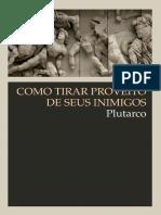 (Clássicos WMF) Plutarco-Como Tirar Proveito de Seus Inimigos-WMF Martins Fontes (2011)