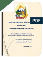 Plan Estrategico Institucional Gra