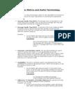Call Center Metrics and Useful Terminology