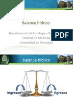 2. Balance Hídrico