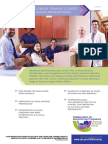 FASD Training Website Promotional Flyer