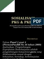 Sosialisasi Pkb-pai Smp