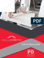 Panel divisor - Aircrete