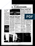 The Colonnade, December 13, 1963