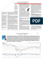 Lane Asset Management Stock Market Commentary September 2010