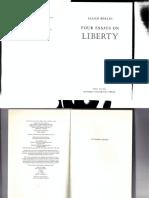 Isaiah Berlin - Historical Inevitability