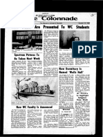 The Colonnade, October 14, 1965
