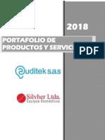 Portafolio Silvher Febrero 2018n