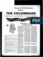 The Colonnade, December 9, 1968