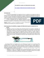 Instrumentos Usados Laboratorio Mecanica Suelos