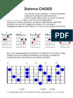 PDF Lezione CAGED