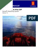K-Pos DP Operator Manual