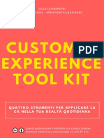 Customer Experience Tool Kit Per Tutti