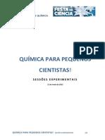 Alunos Pequenos Cientistas 2015 Protocolos14-15