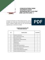 CONVOCATORIA DE 2DO A 5TO 2018 I EO-PNP.pdf