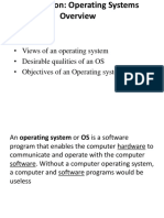 OS INTRODUCTION