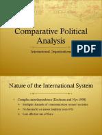 9 APC International Organizations