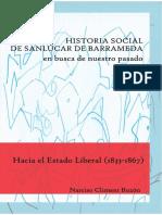 historia social de sanlucar. vol.5