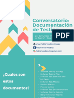 Conversatorio_ Documentación de Testing