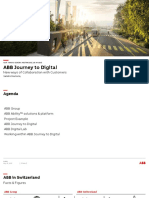 ABB Journey to Digital