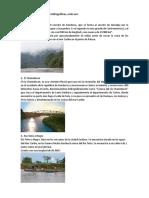 Cuencas Hidrográficas de Honduras