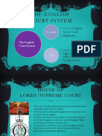 The English Court System