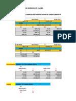 Sismos de Excel