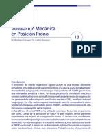 Ventilacion Mecanica en Posicion Prono