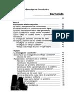 Metodología de Investigación Cuantitativa