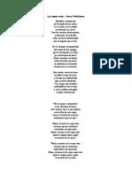 La Copa Rota - Jose Feliciano Letra