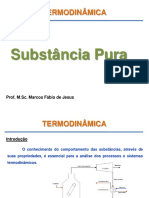Termodinâmica Substancia Pura (Aula 02)