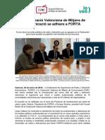 1 NP Incorporacion de Corporacion Valenciana de Medios 25012018