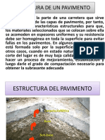 Estructura de Un Pavimento
