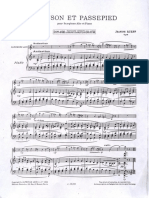 313211435 Chanson Et Passepied PDF