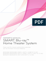 Home Theatre Lg Bh9420pw