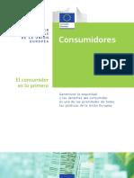Protección Consumidor - Europa