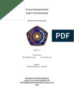 Tugas Parasitologi (Cover)
