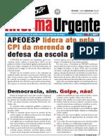 Apeoesp Informa Urgente 014 16