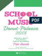 Donut Fest 2018