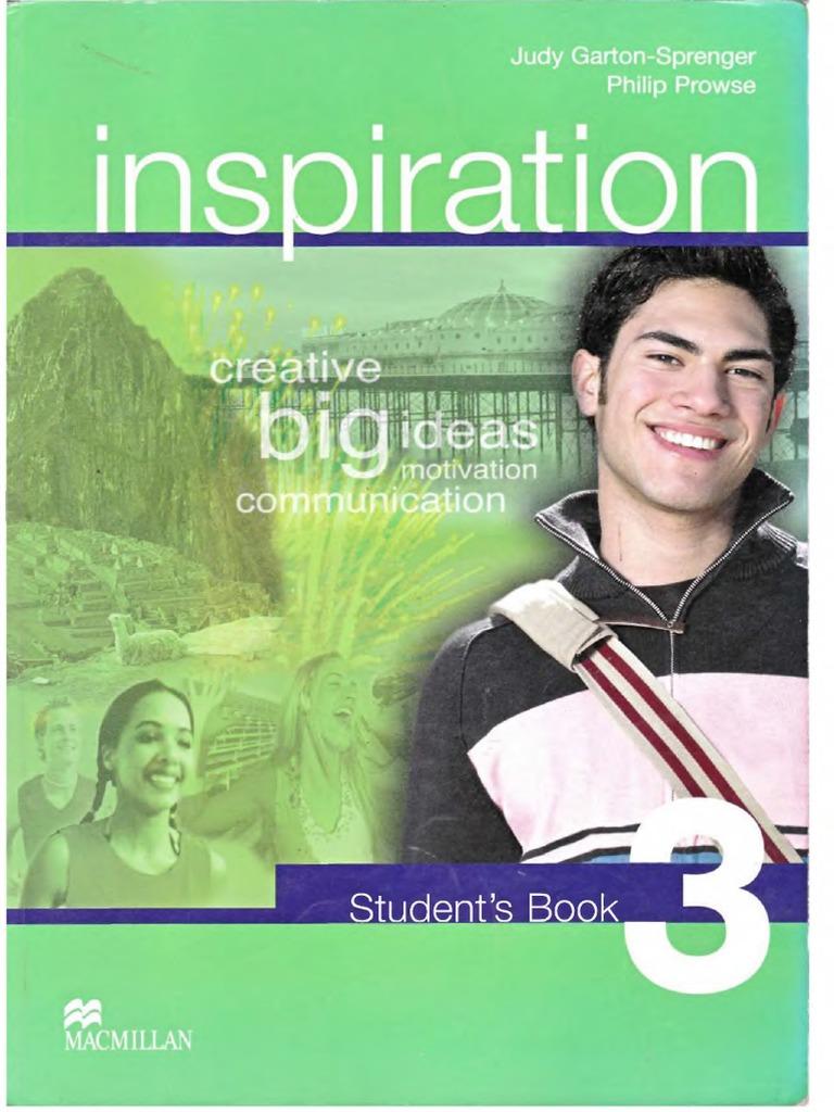 1inspiration 3 Student s Book | English Language | Verb