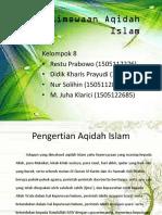 Ppt Keistimewaan Aqidah Islam